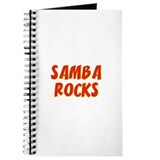 Samba Rocks Journal