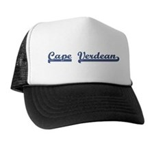 Cape Verdean (sport) Trucker Hat