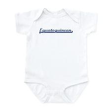Equatoguinean (sport) Infant Bodysuit