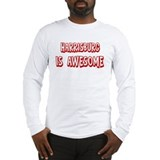 Harrisburg is awesome Long Sleeve T-Shirt