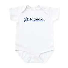 Bolognese (sport) Infant Bodysuit