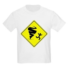 Warning Tornado T-Shirt