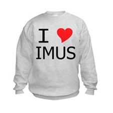 I Heart Imus Sweatshirt