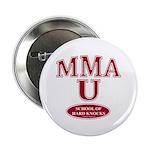 MMA Fighter School Of Hard Knocks Button