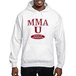 MMA School Of Hard Knocks Hooded Sweatshirt