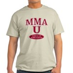 MMA Shirts School Of Hard Knocks Grey T-Shirt