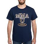 MMA Shirts School Of Hard Knocks Navy T-Shirt