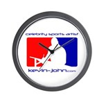 Kevin-John Wall Clock