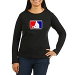 Kevin-John Women's Long Sleeve Dark T-Shirt