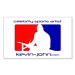 Kevin-John Decal (Rectangular)