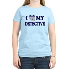 Love My Detective T-Shirt