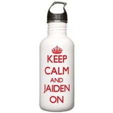 Keep Calm and Jaiden O Water Bottle