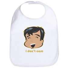 I Don't Care Bib