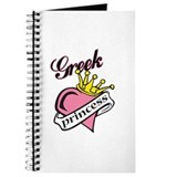 Greek Princess Journal