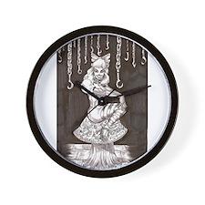 Cute Alice Wall Clock