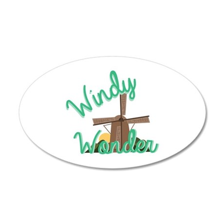 Windy Wonder Wall Decal