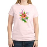 Flower Swirl T-Shirt