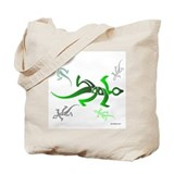 Marmoulakha Persian Lizards Tote Bag