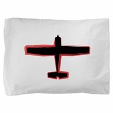Dep-ART-ure R15 Pillow Sham