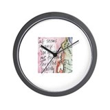 Cute Denise Wall Clock