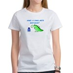 DINO-MITE BIRTHDAY! Women's T-Shirt
