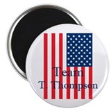 Unique Tommy thompson president Magnet