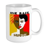 Anti-Racism Coffee Mug