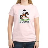 Horse Jumping T-Shirt