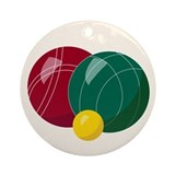 Bocce Balls Ornament