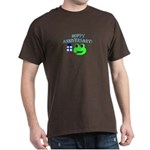 HAPPY/HOPPY ANNIVERSARY Dark T-Shirt