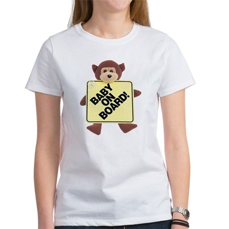 Baby on Board Women's T-Shirt