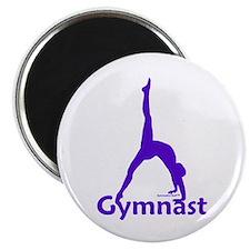 Gymnastics Magnets (100) - Gymnast