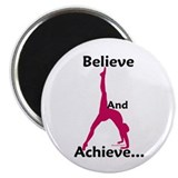 Gymnastics Magnets (10) - Believe