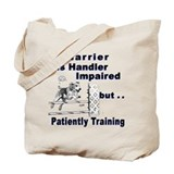 Harrier Agility Tote Bag