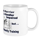 Harrier Agility Small Mug