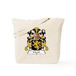 Viault Family Crest Tote Bag