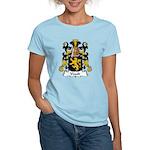 Viault Family Crest Women's Light T-Shirt