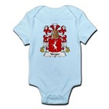 Verger Family Crest Infant Bodysuit