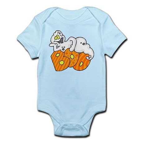 Boo Halloween Infant Bodysuit