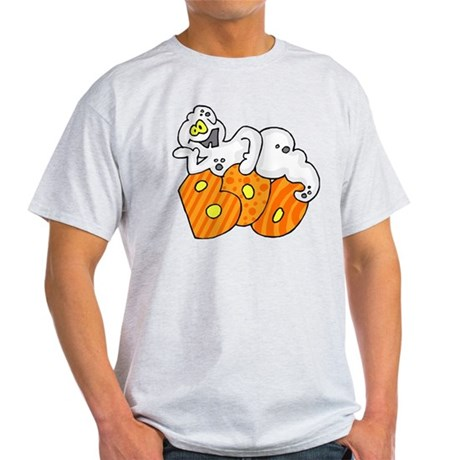 Boo Halloween Light T-Shirt