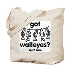 got walleyes? Tote Bag
