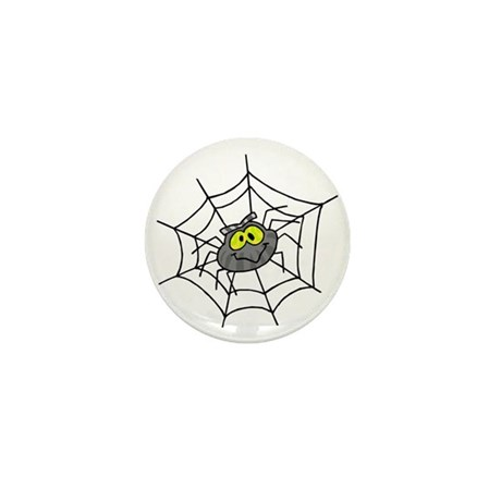 Little Spider Mini Button