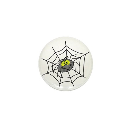 Little Spider Mini Button (100 pack)