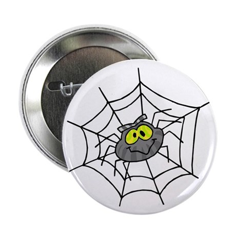 "Little Spider 2.25"" Button (10 pack)"