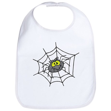 Little Spider Bib