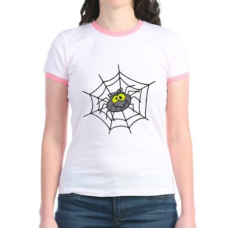Little Spider Jr. Ringer T-Shirt