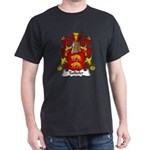 Taillefer Family Crest Dark T-Shirt