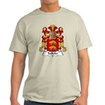 Taillefer Family Crest Light T-Shirt