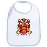 Taillefer Family Crest Bib