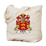 Taillefer Family Crest Tote Bag
